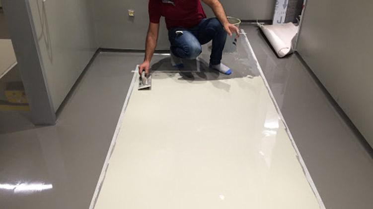 epoksi boyama nasıl uygulanır